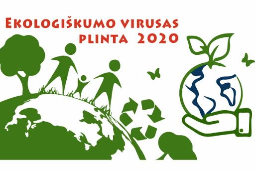 Ekologiškumo virusas plinta 2020